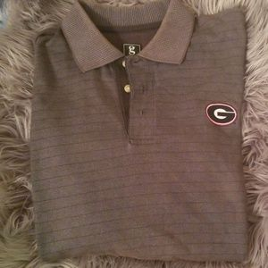 University of Georgia Mens Polo Shirt